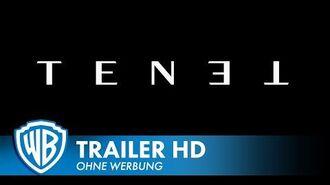 TENET - Offizieller Trailer 1 Deutsch HD German (2020)