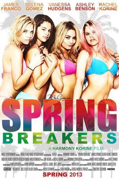 Spring Breakers Wiki