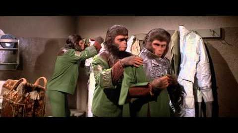 Flucht vom Planet der Affen - Trailer