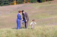 2000 Anne Gilbert und Dominic