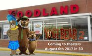 Yogi Bear 2 (2017) Foodland