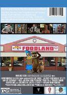 Yogi Bear 2 2017 Blu-ray Back cover