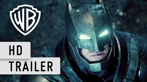 Batman v Superman Dawn of Justice - Trailer 1