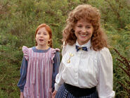 Bertha und Anne Shirley