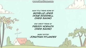 The Loud House End Credits (Instrumental)
