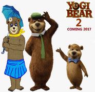 Yogi Bear 2 Movie Picture (Version 1)