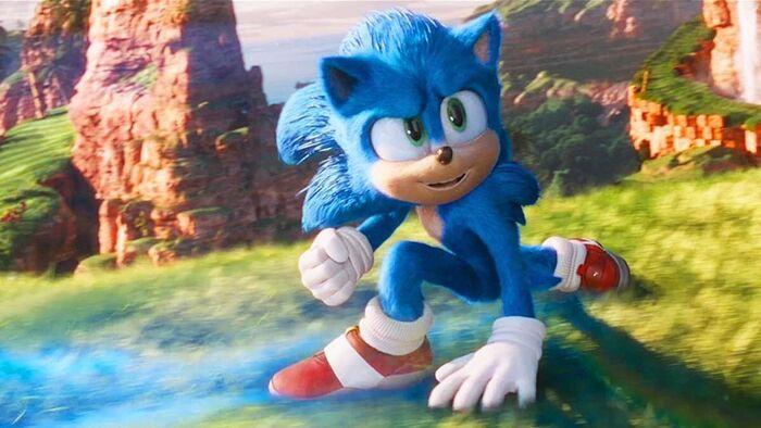 Sonic The Hedgehog Wettrennen