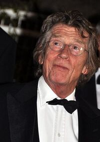 John Hurt Cannes