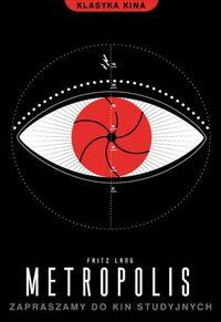Metropolis - plakat Polska