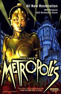 Metropolis - plakat 2002