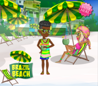 Theme-BrazilBeach