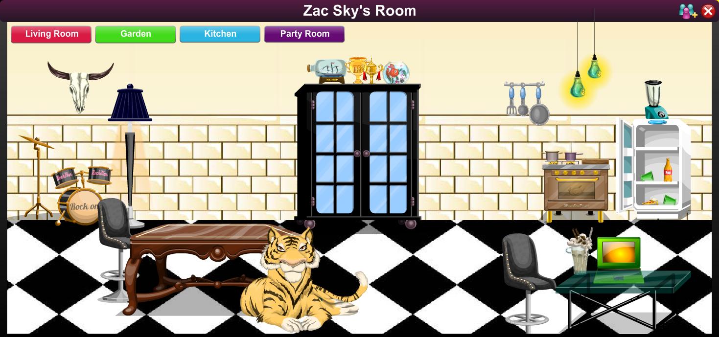 Image - Character-ZacSky-Kitchen.png | MovieStarPlanet Wiki | FANDOM ...