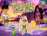 OldTheme-TropicalIsland
