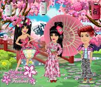 OldTheme-CherryBlossomFestival