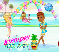 Theme-BirthdayPoolParty