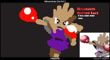 Hitmonchan Dot Art 2