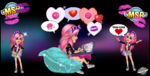 Character-PixiStar-Artbook1