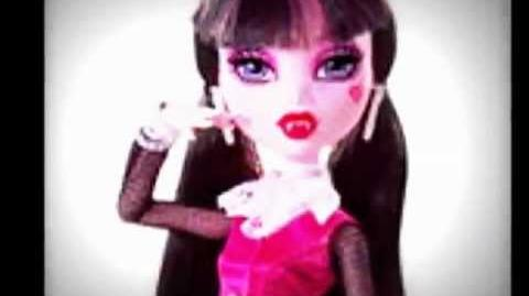 Monster high-PSY Gentleman