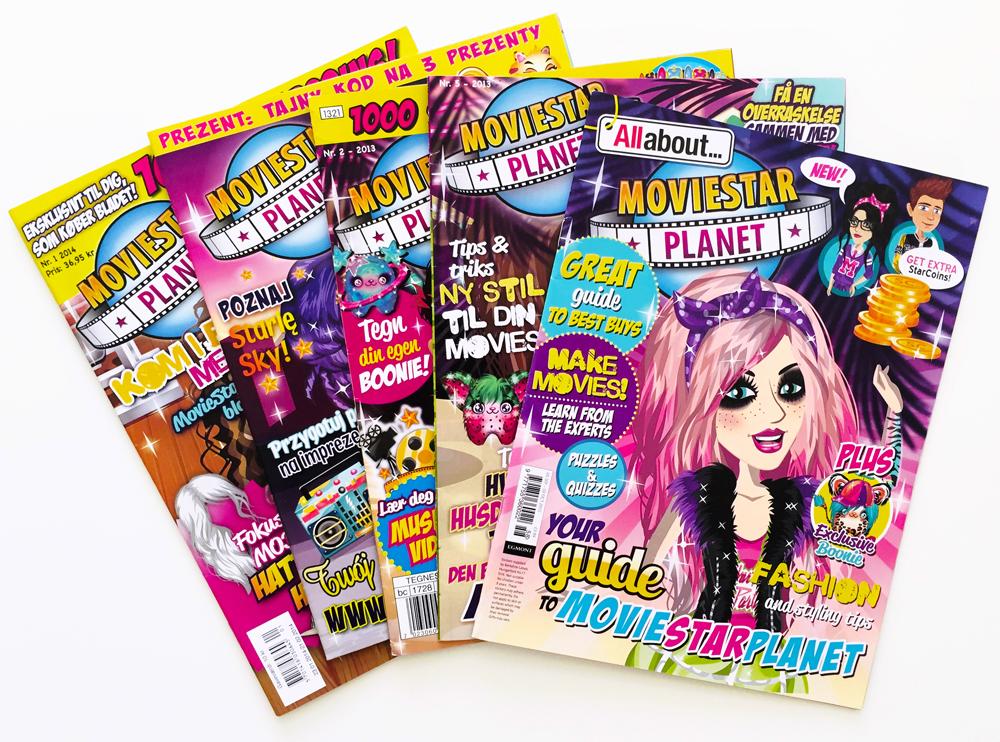 Magazines | MovieStarPlanet Wiki | FANDOM powered by Wikia