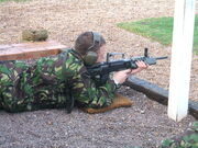 L98 target rifle