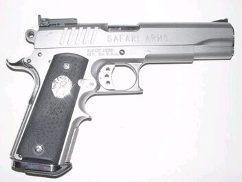 Safari Arms .45