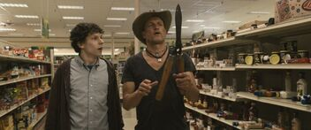Zombieland Movie Weapon Wiki Fandom Powered By Wikia
