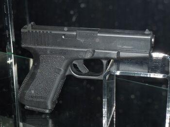Ambers gun Sucker Punch prop