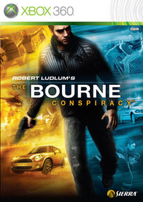 The Bourne - Conspiracy (XBOX360)