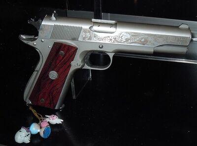 Sucker Punch babydoll pistol