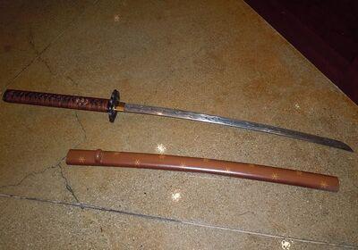 SuckerPunch Babydoll samurai sword