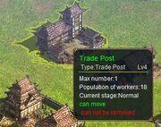 Build tradepost