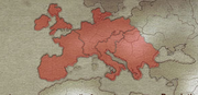 Rome map