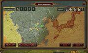 Map selectdestination