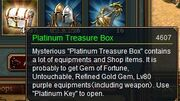 Plat box