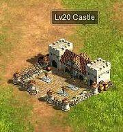 Persia L20 Castle