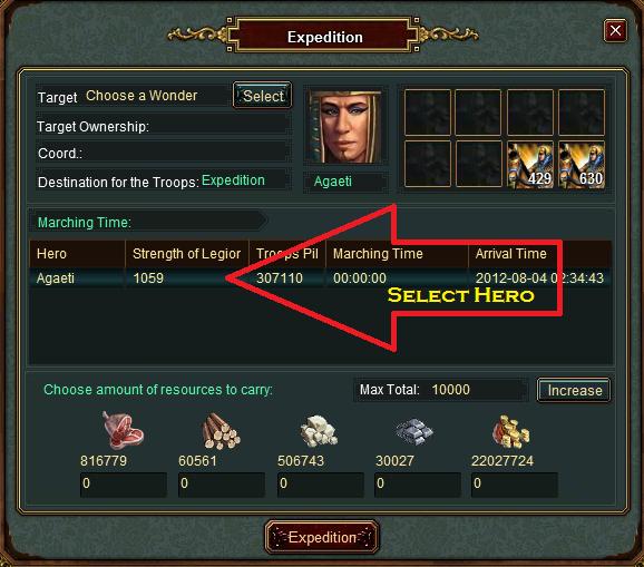 Select Hero