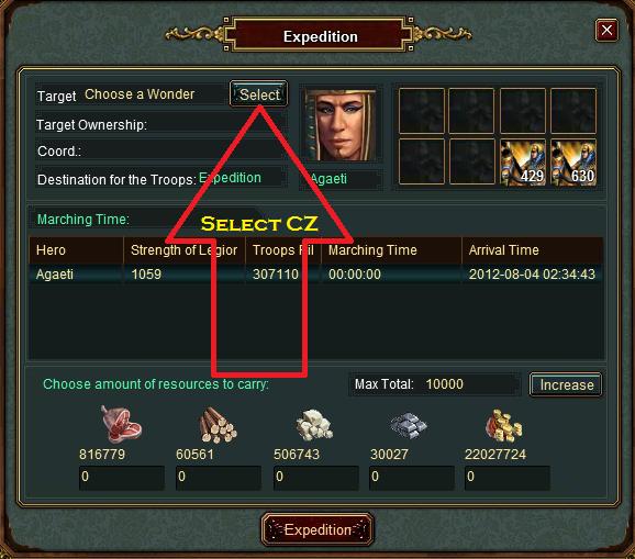 Select CZ