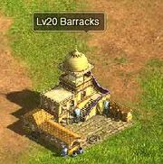 Persia L20 Barracks