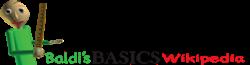BaldiWiki-wordmark