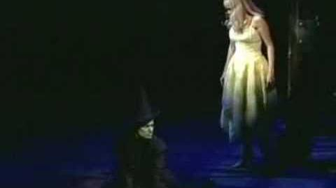 Defying Gravity - Idina and Kristin
