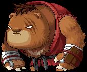 怪物 肯德熊
