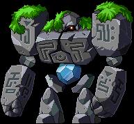 怪物 金属巨人