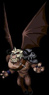 怪物 地獄巴洛古
