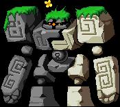 怪物 混種石巨人