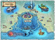 WorldMap 水世界