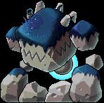 怪物 毒石巨人