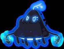 怪物 閃電雲精靈
