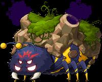 怪物 黑岩寄生兽