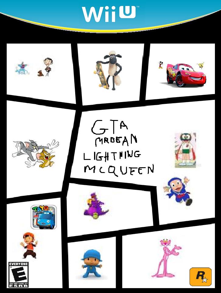 Image 19kzo4m Game Cover Game Case Box Art Template Wii U Gta Mr