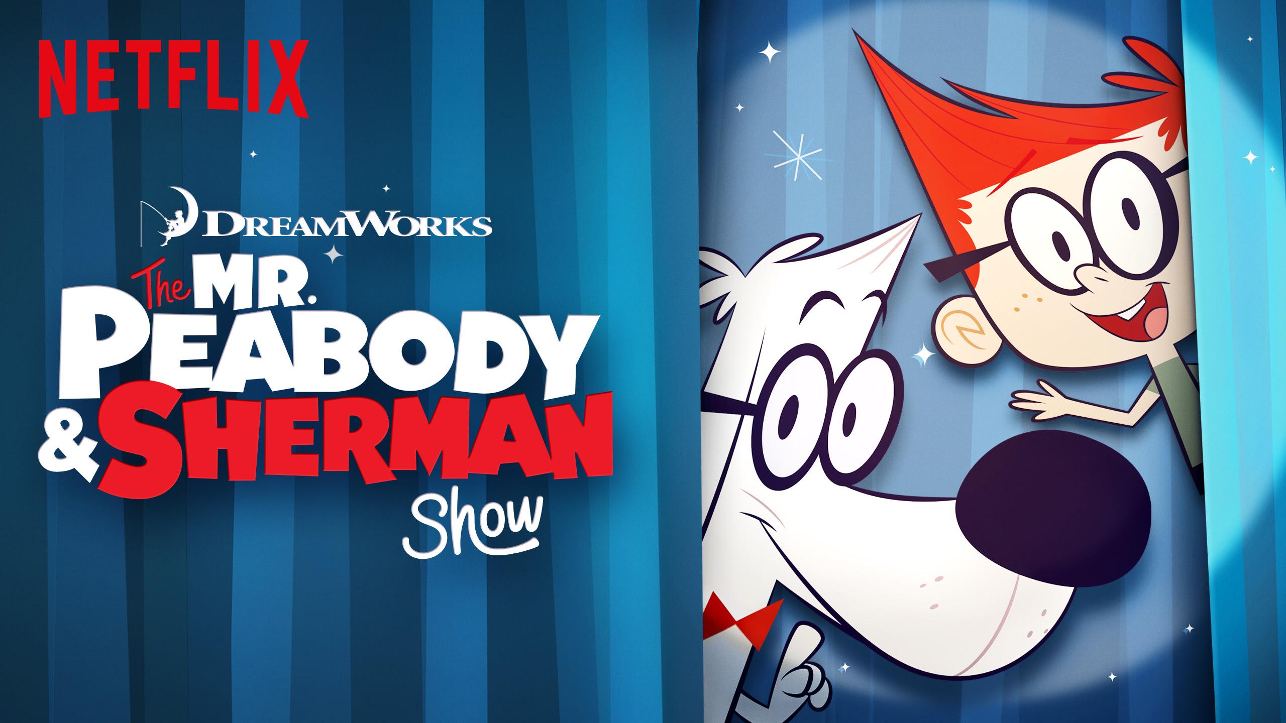 The Mr Peabody Sherman Show Peabodyverse Encyclopedia Fandom